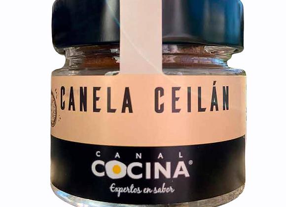Canela Molida Ceilán (40 gr.)