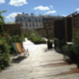 Jardin paris, terrasse paris, toit terrasse paris, terrasses et jardins paris