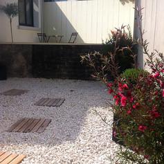 Jardin Après Travaux
