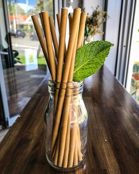 Loving our new #paperstraws #3tomatoes #