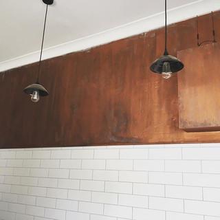 Copper! #3tomatoes #ashbury #cafe #newcafe #freshfood #breakfast #lunch #almondbar #openingmidfeb