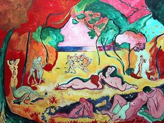 Joy of Life after Henri Matisse