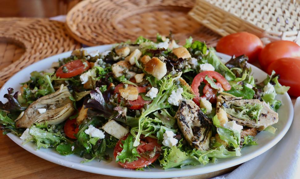 Catering Panzanella Salad