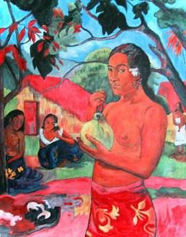 Gauguin's Woman