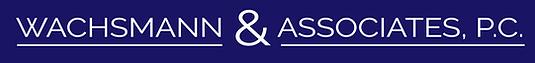 Wachsmann & Associates, P.C.