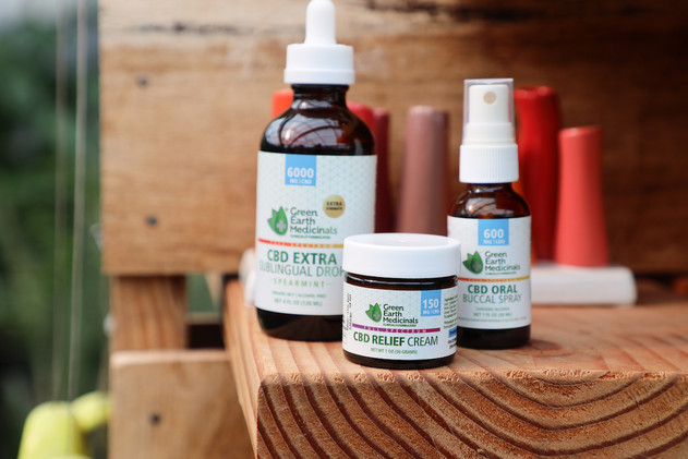 Client Spotlight: Green Earth Medicinals