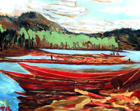 Ottawa River Log Drive