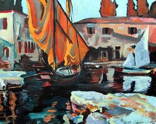 The Yellow Sail