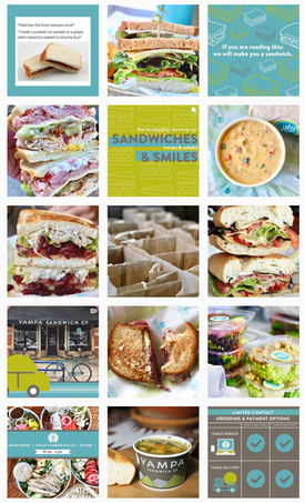 Yampa Sandwich Co. Instagram Feed
