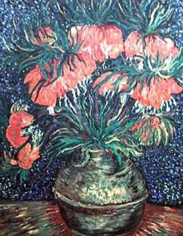 VanGogh's Fritillaria