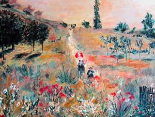 Renoir's Tall Grass