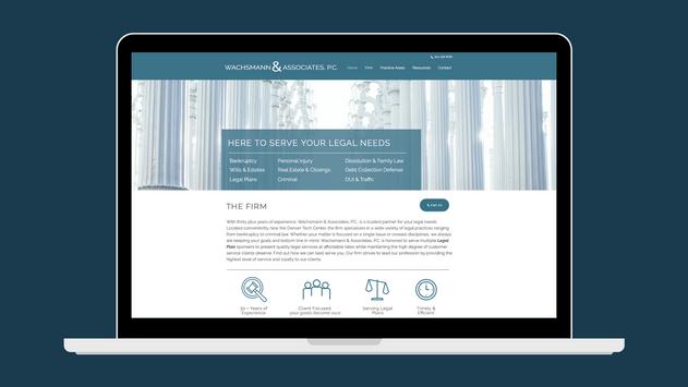 Client Spotlight: Wachsmann & Associates, P.C.