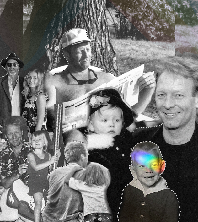 Happy Birthday, Daddy!