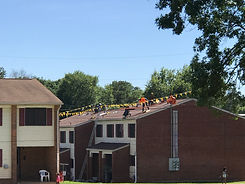 comm- community roofing maintenance covi