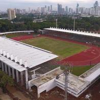 Sarana Olahraga Universitas Indonesia
