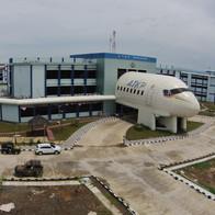 Gedung Politeknik Penerbangan Makassar