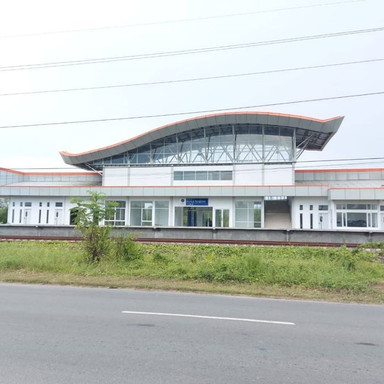 Stasiun Kuala Tanjung