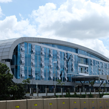 Kantor Direktorat Kelaikudaraan dan Pengoperasian Pesawat Udara Bandara Internasional Soekarno-Hatta
