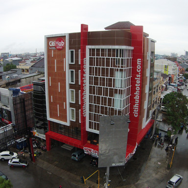 Grand Citihub Hotel Panakukang