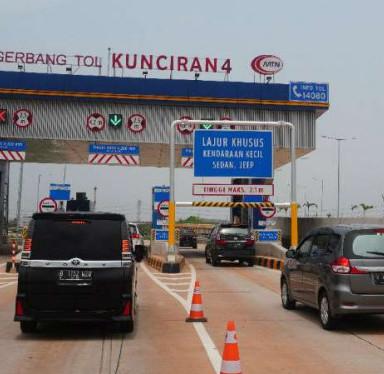Gerbang Tol Kunciran (1)