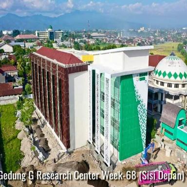 Pusat Riset UIN Mataram Kampus 2