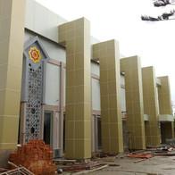 Asrama Jabal Uhud Padang