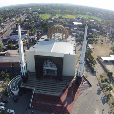 UAD Islamic Center Mosque