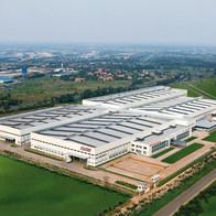 Pabrik Astra Honda Motor (AHM) Cikarang