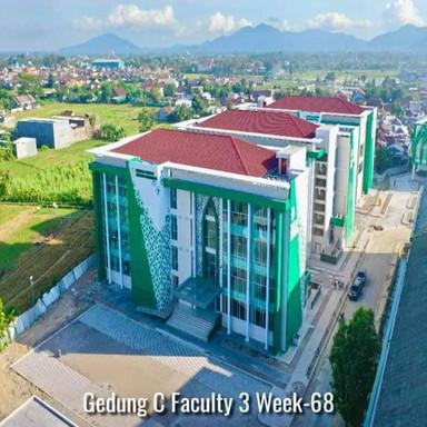Fakultas 3 UIN Mataram Kampus 2
