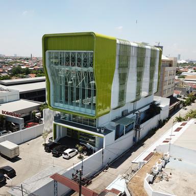 Kantor Pacific Caesar Surabaya