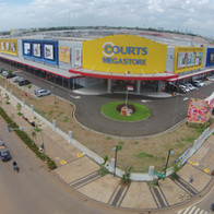 Courts Mega Store BSD