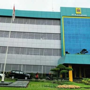 Kantor PLN Unit Induk Sumatera Utara