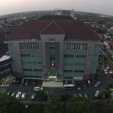 Gedung Aster RSUD Dr Moeardi Solo