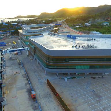Terminal Executive Pelabuhan Bakauheni (