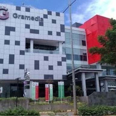 Gramedia World BSD
