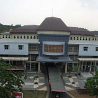 Gedung Kewirausahaan Universitas Negeri Semarang (UNNES)