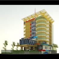 Gedung BPR Arto Moro Meteseh Semarang