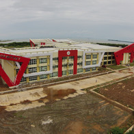 Gedung Asrama Politeknik Ilmu Pelayaran Makassar
