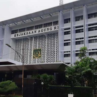 Gedung Utama Kejaksaan Agung RI