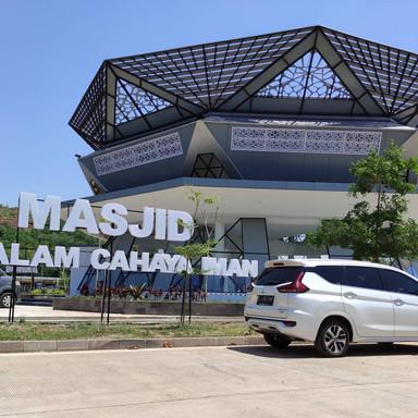 Masjid Assalam Cahaya Iman Tol Batang KM 360B