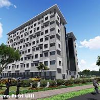 Universitas Islam Internasional Indonesia (UIII) Depok