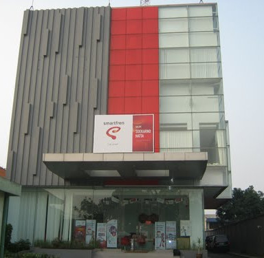 Galeri Smartfren Soekarno-Hatta Bandung
