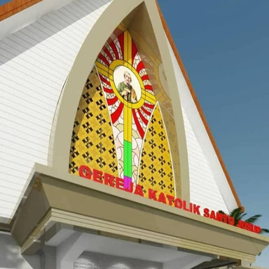 Gereja Katholik Santo Yusuf Pati