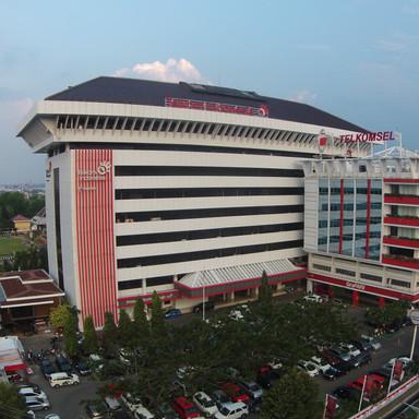 Kantor Telkomsel Pahlawan Semarang