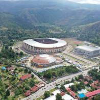 Stadion Papua Bangkit Sentani Jayapura
