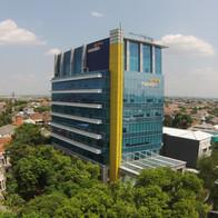 Gedung Bank Mandiri Solo