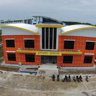 Gedung Bimtar Politeknik Penerbangan Makassar