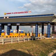 Gerbang Tol KTM Rambutan