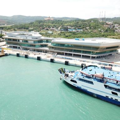 Terminal Executive Pelabuhan Bakauheni