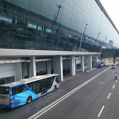Terminal 3 Ultimate Bandara Internasional Soekarno-Hatta